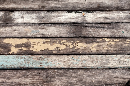 Wood Texture with Pastel Peeled Color photo