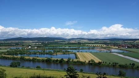 frhling: Landschaft im Fr?hling