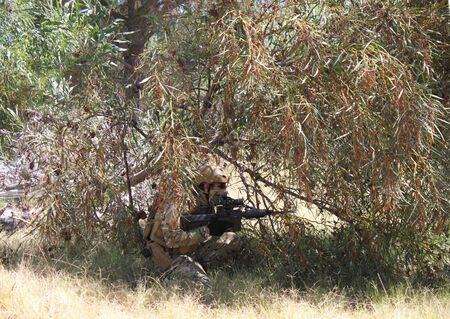 colouration: Airsoft camoflauge