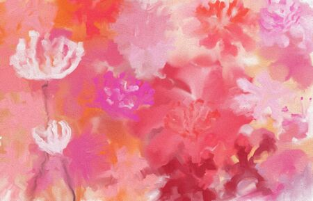 abstract  flowers  drawing for background and wallpaper photo