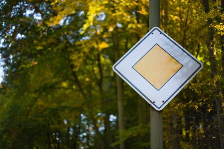 Traffic sign Stock Photo - 4598258
