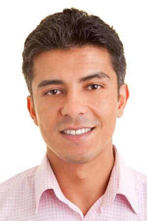 tunisian: Portrait of a confident Tunisian man