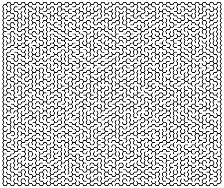 riddles: maze illustration challenge game with medium level of difficulty