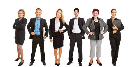 apprenticeship employee: Lawyers standing together as a business team group