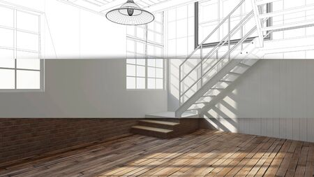 cad: CAD Room planning from wireframe mesh to 3D Rendering