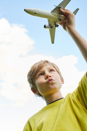 Making Model Plane Stock Photos And Images - 123RF