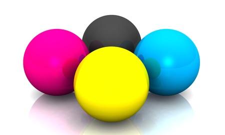 plot: 3d balls for printing