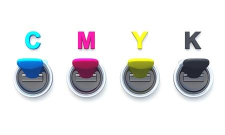 the switch: interruttori colorati per la stampa