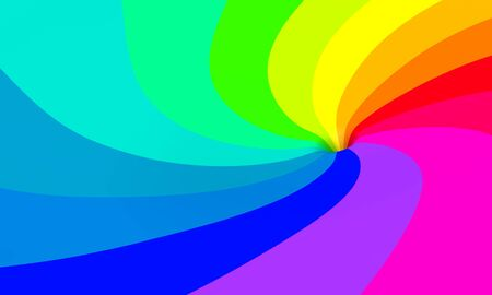 amber coloured: colorful swirl background