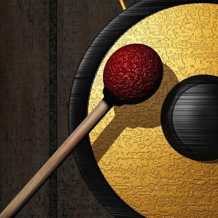 Golden Gong photo