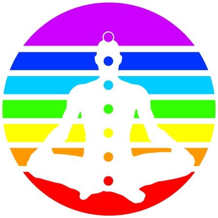 swadhisthana: cuerpo masculino con centros
