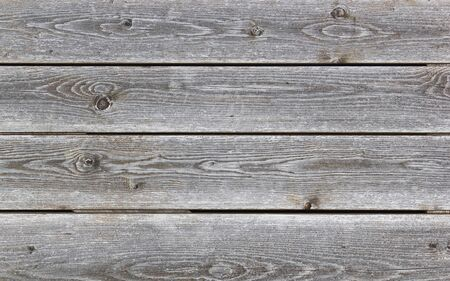 backplate: Old wooden planks gray  Stock Photo