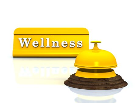 Welcome Concept - Wellness photo