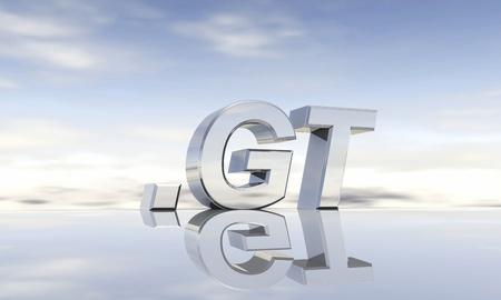 gt: Top-Level-Domain gt