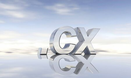 Top-Level-Domain  cx photo