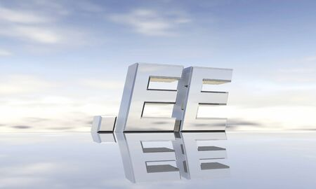 ee: Top-Level-Domain  ee Stock Photo