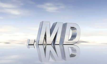 Top-Level-Domain  md photo