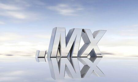 mx: Top-Level-Domain  mx