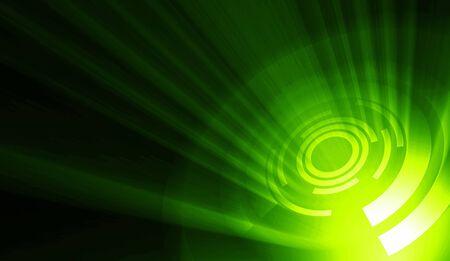 laser light: Green background Zoonar Stock Photo