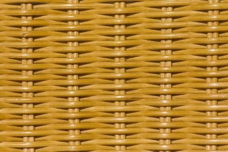 backplate: Rattan - Texture Stock Photo