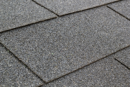 roofing felt: Rear-base - New roofing felt