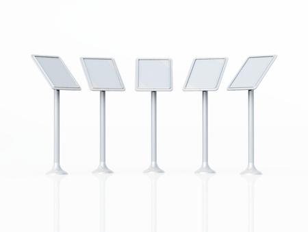lectern: 5x silver lectern 01