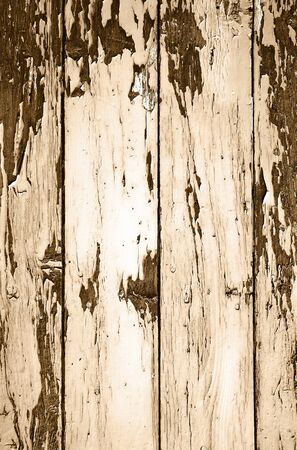 backplate: Old wooden board Beige Brown - Vertical Stock Photo