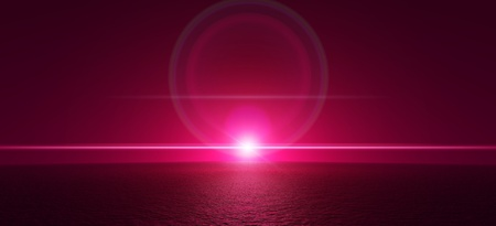Supernova Pink Background photo