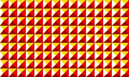 Background - zig zag Red Yellow White photo