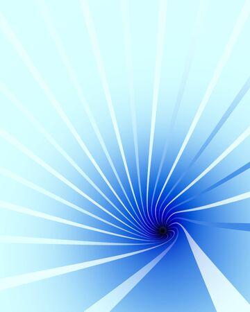 Banner Blue White swirl background photo