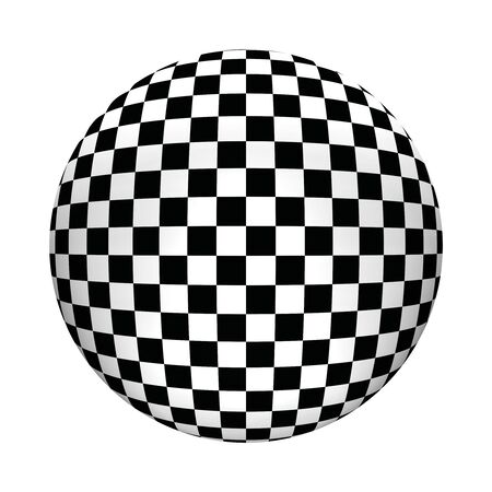 racer flag: 3D - Racing Ball