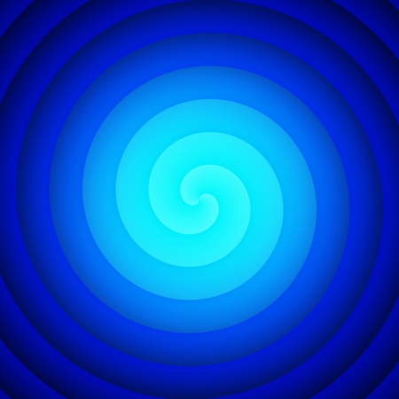 Water reincarnation - Cyan Blue 02 Stock Photo - 14380773