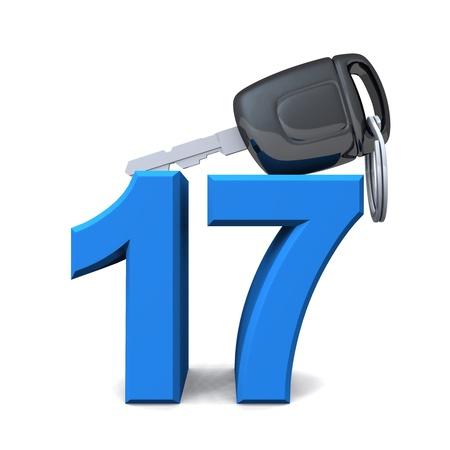 Driver s license at 17