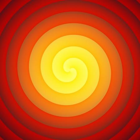 Fire reincarnation - Orange Red 03 Stock Photo - 14380998