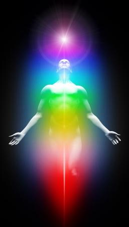 chakras: Transformaci�n en la luz