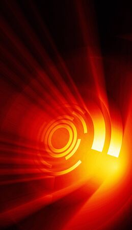 embers: Background - Hot Fire Circles vertical