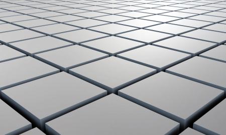 ashlar: 3D structure - gray ashlar