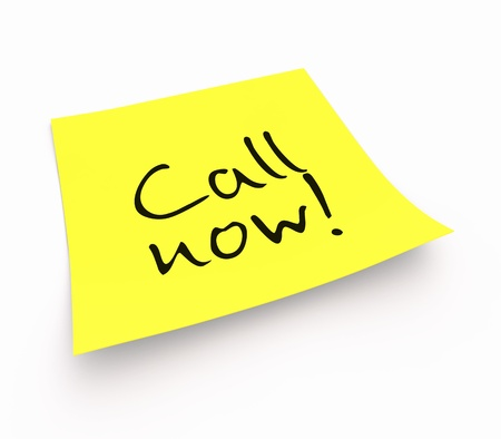 Stickies - Call now photo
