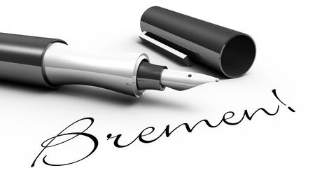 bremen: Bremen - pen concept