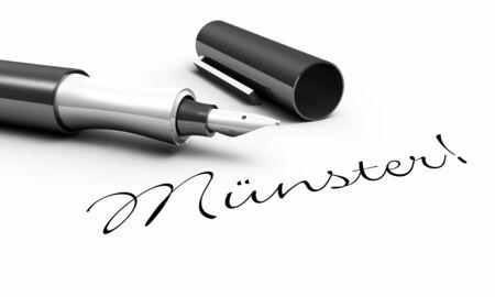munster: Munster - pen concept