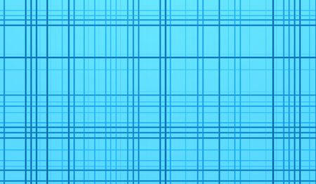 Cyan blue checked pattern - background texture photo