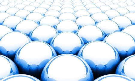 Blue Ball Collection Background Stock Photo - 14621126