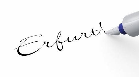 erfurt: Pen Concept - Erfurt