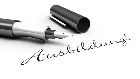 Education - pen concept photo