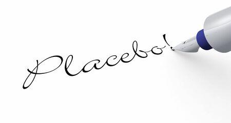Pen Concept - Placebo Stock Photo - 14688744