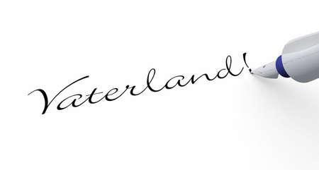 homeland: Pen Concept - Homeland