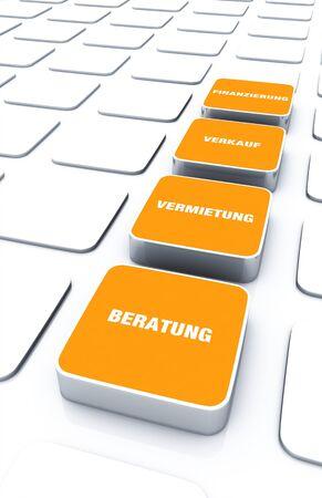lair: 3D Orange Pads - Rental Sales financing advice