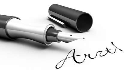 Doctor - Pen Concept Stock Photo - 14769281