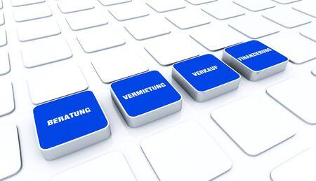 lair: 3D pads blue - sale rental finance advice