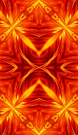 Thangka fire patterns Stock Photo - 14769474
